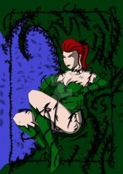 Poison Ivy by revility