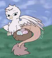 Garan the Griffon by Rabies-the-Squirrel