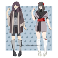 Adoptables (Naruto) #11 - Hyuuga-Clan CLOSED by teegesicht