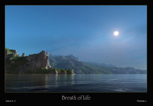 Breath of Life by tumasch