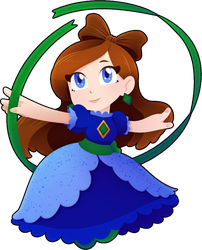 Gift ~ Princess Victoria by CrystalCrowned