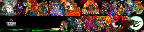The Legend of Zelda Final Bosses-THE CURSE by HeavyMetalHanzo