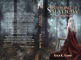 Resurgence of Shadow by Kyle K. Oates by StarsColdNight