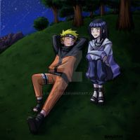 NarutoxHinata.done by Roxy12333