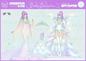 SMV: Sailor Seraphina Reference (Old) by thelettergii