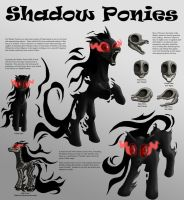 Shadow Ponies Character Sheet by Starbat