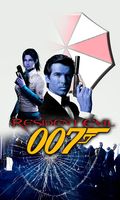 Resident Evil 007 - Claire and Bond (27 March by Big-Al-Son86