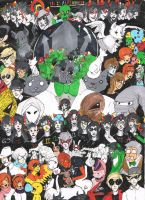 HOMESTUCK: A Picture by TopHatta
