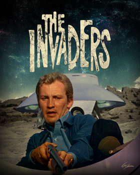 The Invaders by PZNS