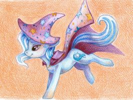 Trixie Lulamoon by Leeene