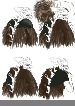 Tree Goblin Conjurer Costume Comps by lewislong
