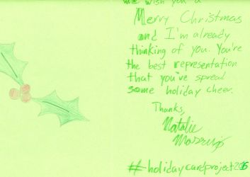 Inside the Holiday Card #2 by shadhardblogger