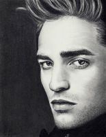 Robert Pattinson - Twilight by Doctor-Pencil