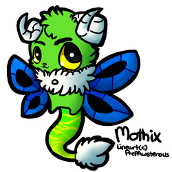 Pepperix The Mothix by CRG-Free
