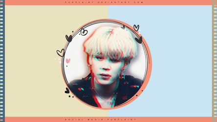 Graphic - Jimin 3D Aesthetic by Purplairy
