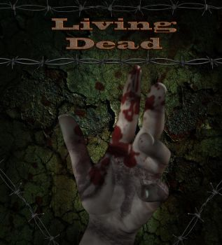 Zombie hand (Living Dead) by Aysha1994raven