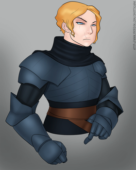 Bust Sale - Brienne of Tarth by LexiKimble