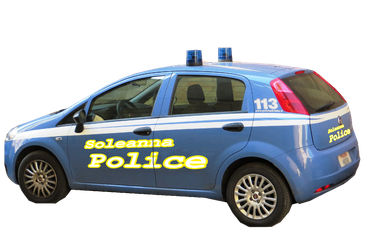 SSS Universe Soleanna Castletown Police car by ajlew