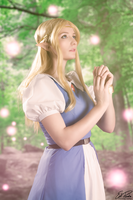 Praying- LOZ:ALTTP cosplay by BanditsSpurs