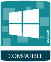 Windows 8 Compatible - FINAL by metrovinz