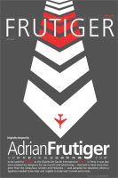 Who is Adrian Frutiger? by tfrdesigns