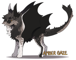 AMBER [Pupper - Auction] by elfkit