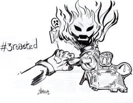Intober 03 - Roasted by Wax3212