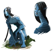Avatar by IJKelly