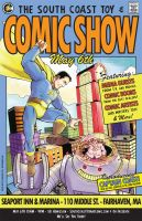 South Coast Toy and Comic Show May 6th by IanNichols
