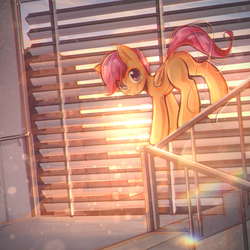 For 6 Seconds, You Don't Blink by mirroredsea