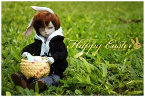 Happy Easter by Charlieishnesss