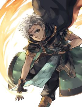 Boey by anocurry