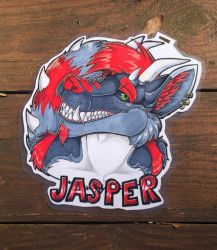 Badge Commission - SPECIAL FWA OFFER by MarbleMoonCat