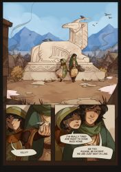 The Hollow Mask: Ch. 1 Page 7 by morteraphan