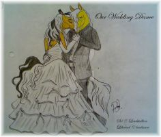 Our Wedding Dance by Leadmare