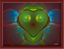 Heart 03 by Arialgr