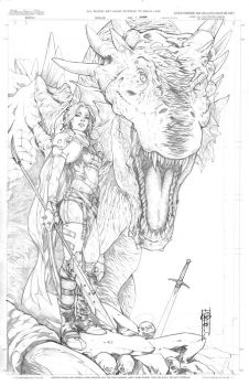 Chakata Cover Pencil by Thegerjoos