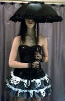 The Little Dead Girl 1 by Cait-Shoxxi-Stock