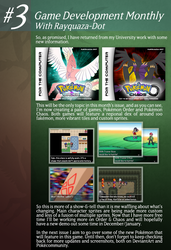 Game Development Monthly - Issue #3 by Rayquaza-dot