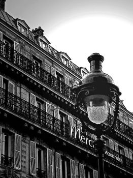 Streets of Paris by xarabianqueenx