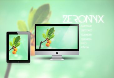 Nature Wallpaper by zer0nyx