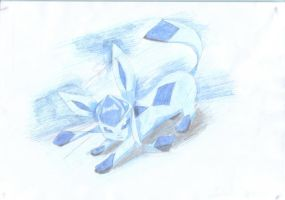 Glaceon by fire-ice-n-lightning