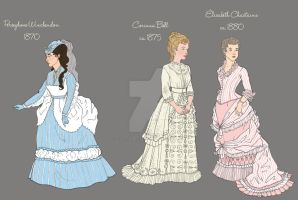 Detail of Timeline of Spring Fashion: 1870-1880 by a-little-bit-lexical