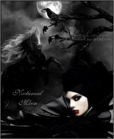 Nocturnal Moon by MistRaven