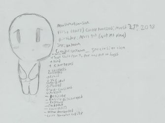 Marshmallow-san overview by CloudySkies17695