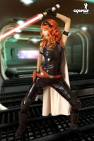 Mara Jade Skywalker by cosplayerotica