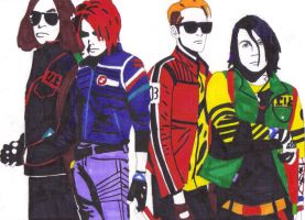 My Chemical Killjoys 2 by Art-is-life22