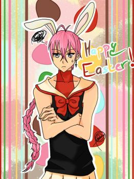 Happy Easter! by Kahoko-Ko-Isumi