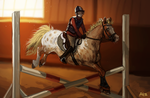 Training session by ArchHall