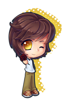 Commission: Aito (speedpaint avalible) by cloud-the-art-zombie